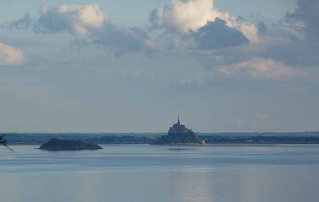 Mont St-Michel and Tombelaine