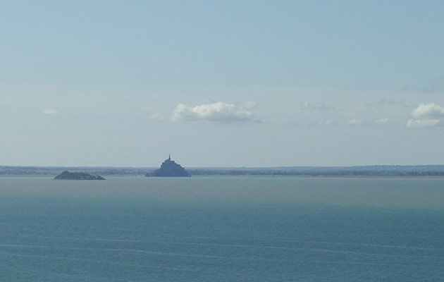 The Mont St-Michel
